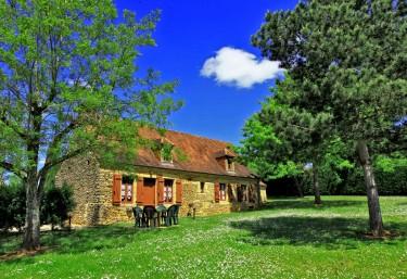 Combas Village de Gîtes- Justine - Saint Crépin et Carlucet, Dordoña