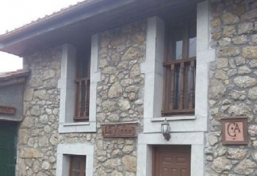 Casa La Xiana  - Tanda, Asturias