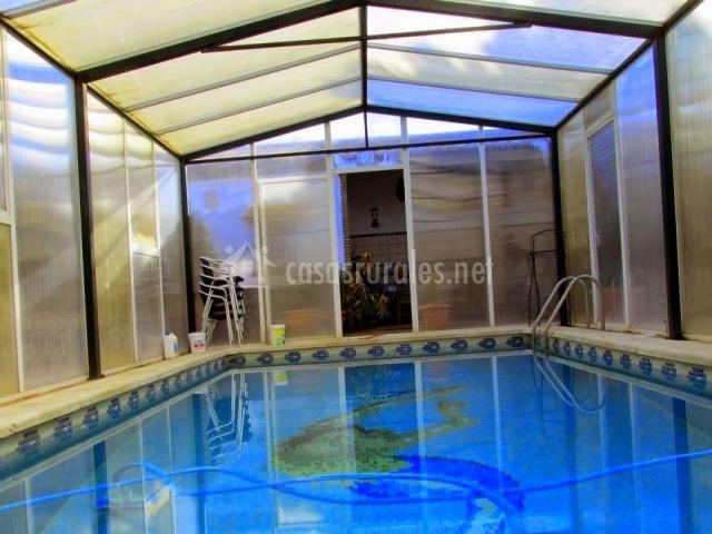 Los duendes en estaci n bobadilla m laga for Casa rural piscina climatizada interior