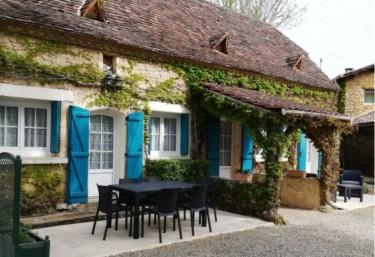 Gites Le Pech- Le Cottage - Sainte Foy de Longas, Dordoña