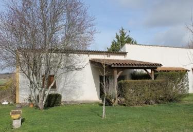 Les Marly- Les Troenes - Monsaguel, Dordoña