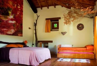 Casa Martin Txorena - Goñi, Navarra