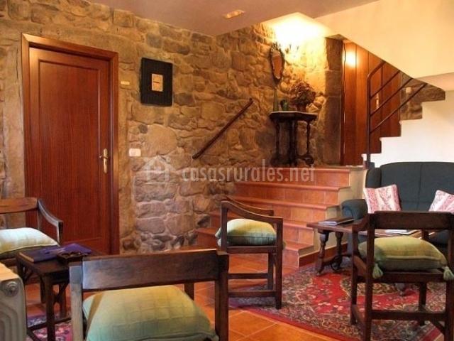 Fotos de casas rusticas interiores best diseo de - Interior casas rusticas ...