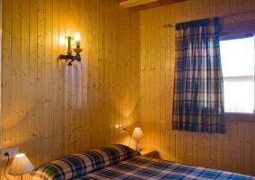 Confortable dormitorio