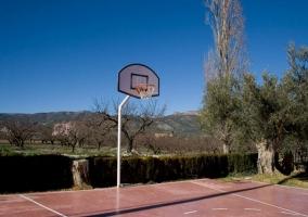 Cancha de basket