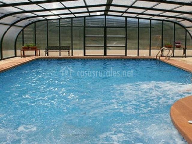 Casas rurales del abuelo ii en ferez albacete - Casa rural con piscina cubierta ...