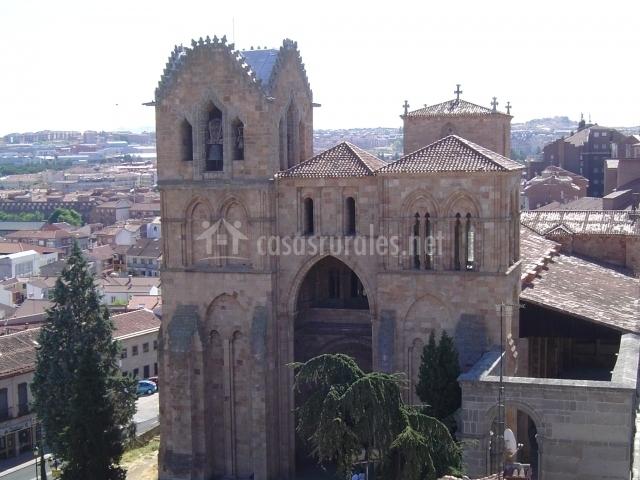 Basílica de Ávila