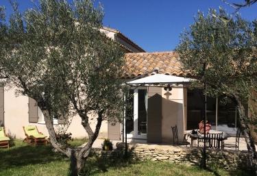 La Maison des Oliviers - Souvignargues, Gard