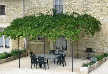 Gîtes du Pigeonnier- Colombine - Saint Paulet de Caisson, Gard