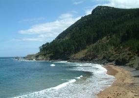 Playa de Ogeia