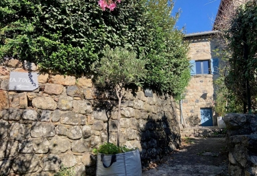 Le Donjou du Chastelas - Jaujac, Ardèche