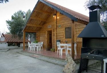 La Cabaña de La Caraba - Moratalla, Murcia