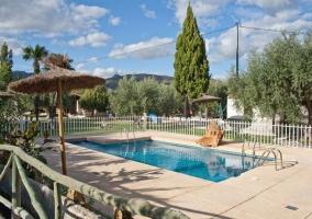 Una de nuestras piscinas