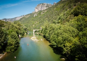 Bungalows y Cabañas Gorges du Tarn