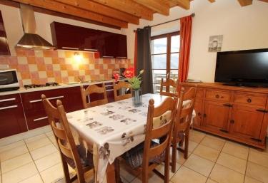 Gîtes la Morandière- Le Martagon - Saint-Martin-en-Vercors, Drôme