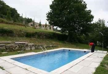 2 casas rurales con piscina en fornelos de montes - Piscinas en pontevedra ...