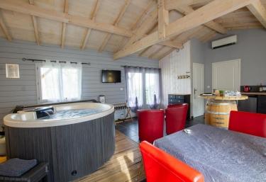 La Cabane de la Truffe - Saint Cybranet, Dordoña