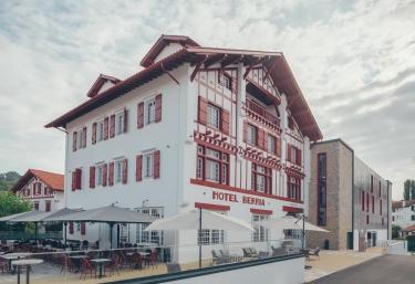 Hôtel Berria - Hasparren, Pirineos Atlánticos