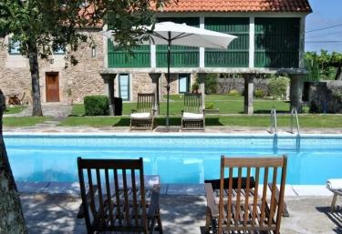 Apartamento Caseiro - Callobre, Pontevedra