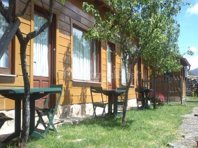Duplex - Rectoral de Fofe - Bungalows y Cabañas en Fofe (Covelo ...