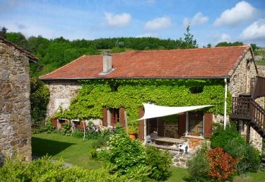 La Vigne Félizier - Gîte Sequoïa - Champis, Ardèche