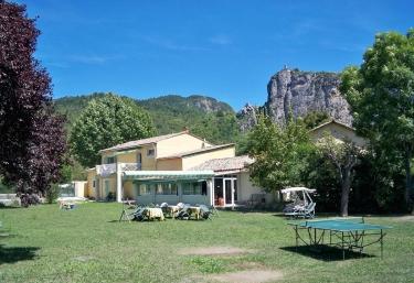 L'Oustaou - Castellane, Alpes de Alta Provenza