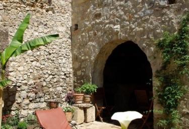 Les Glycines - La Chambre Glycine - Lagrasse, Aude