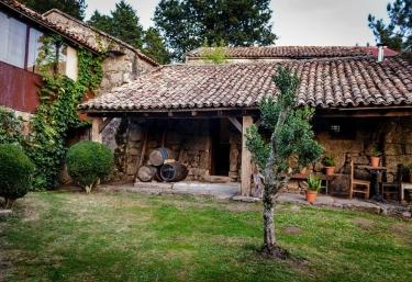 Veiga Mariña - Cotobad (Candean), Pontevedra