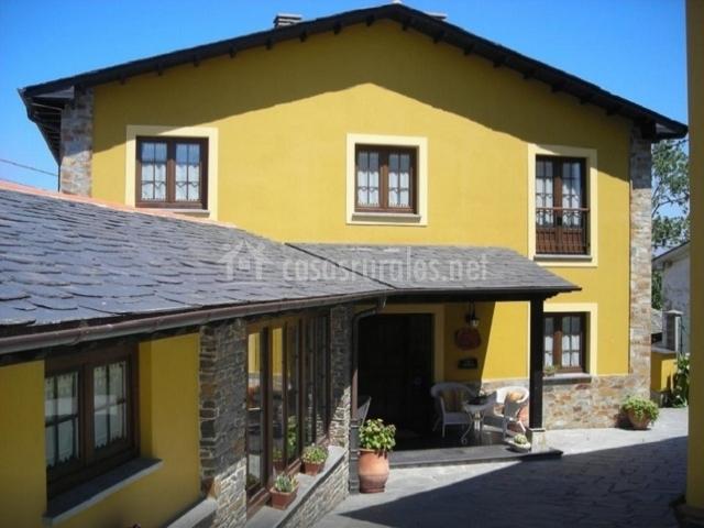 Apartamentos casa pachona apartamento rural en puerto de vega asturias - Casas rurales asturias 2 personas ...