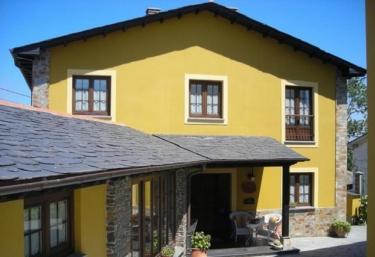 Apartamentos Casa Pachona - Puerto De Vega, Asturias