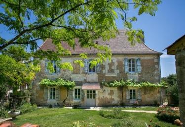 Les Pivoines-Cantelaube - Périgueux, Dordoña