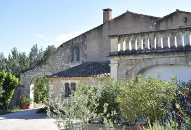 Les Garrigues de la Vallée de Baux-6 a 14 personne - Paradou, Bouches-du-Rhône