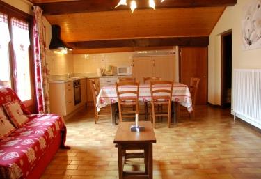 Les Frachettes- Appartement La Sarre - Les Gets, Alta-Saboya