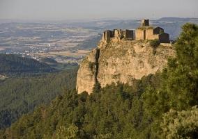 Castillo de Lladurs