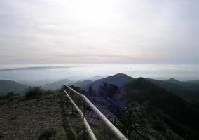 Sierra de Turp y Mora Condal Valldaran