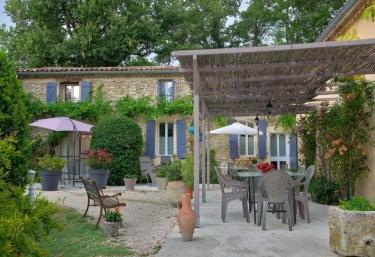 Les Beaux Chênes - Saint Maurice - Pont de Barret, Drôme