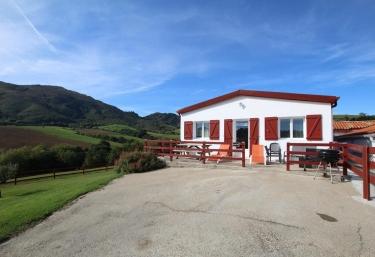 Gîte Peña Plata - Sare, Pirineos Atlánticos
