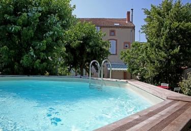 Villa Bellevue- Chambre d'hôtes - Albi, Tarn