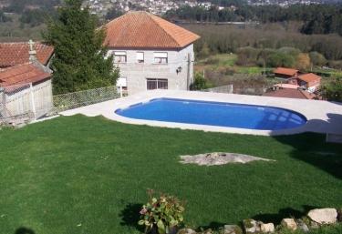 Casa Do Americano - Vilaboa (Resto Parroquia), Pontevedra