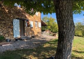 Maison Cravelle- Gîte Milandes