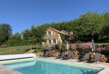 Maison Cravelle- Gîte Monfort - Sarlat la Canéda, Dordoña