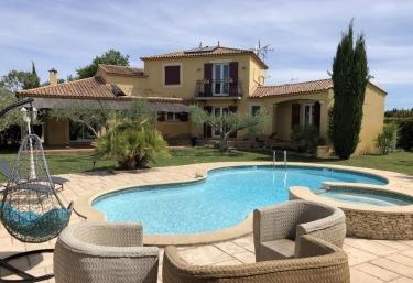 Villa des Ormes - Saint Gilles, Gard