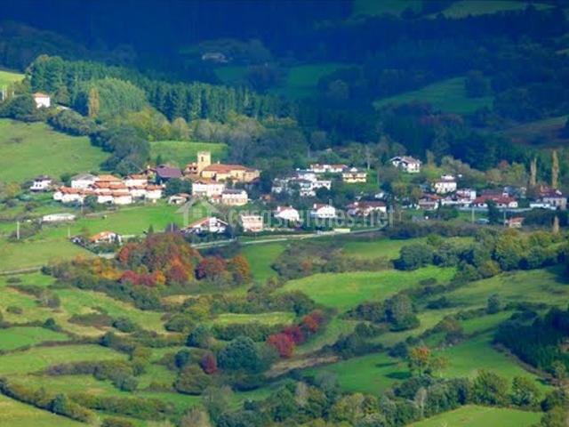 Vista de Arcentales