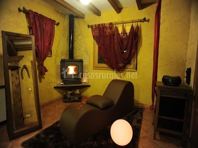 Suite love spa el lamo en monasterio guadalajara - Sillon tantra ...