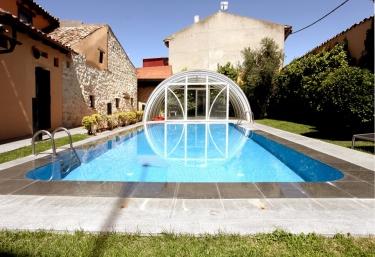 Hotel La Casa Del Abad - Ampudia, Palencia