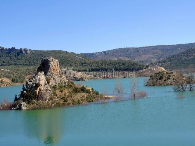 Embalse del río Taibilla