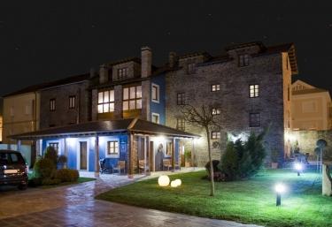 Hotel Pleamar - Puerto De Vega, Asturias