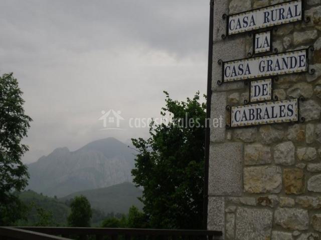 La casa grande de cabrales ii en ortiguero de cabrales asturias - Casa rural cabrales ...