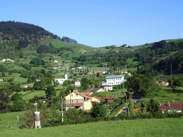 El llau i en pola de siero asturias - El tiempo en siero asturias ...