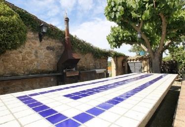 La Pallisa - Can Gat Vell - Llampaies, Girona